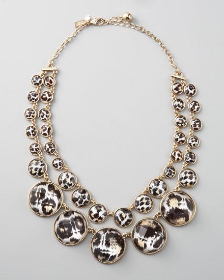 show your spots necklace