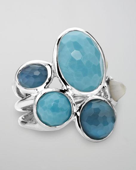 Wonderland Five-Stone Ring
