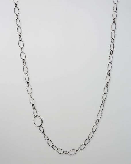 "Wicked Chain Necklace, 36""L"