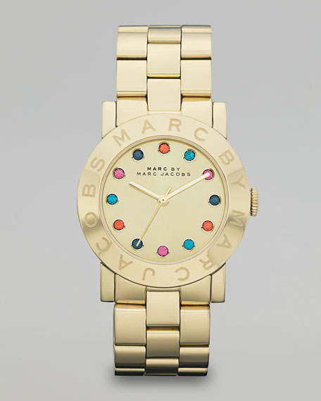 Sunray Golden Glitz Watch