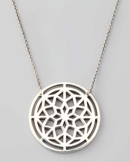 Window Pendant Necklace