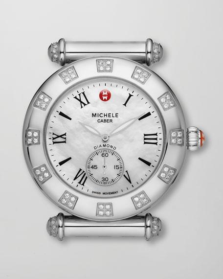 Caber Atlas Diamond Watch Head