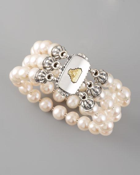 Luna Pearl Bracelet