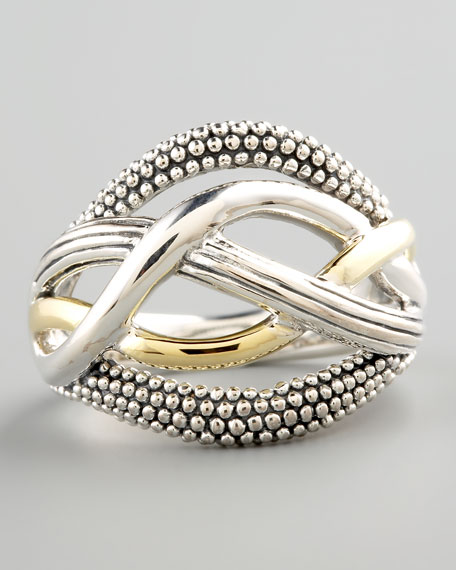 Unlaced Ring