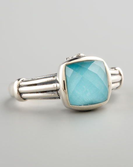 Venus Turquoise Ring