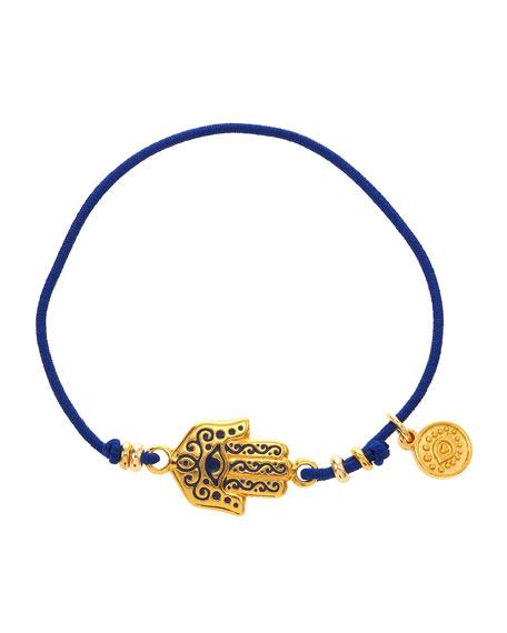 Hamsa Elastic Bracelet