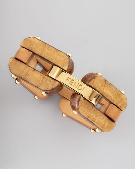 Lightweight Link Bracelet, Neutral