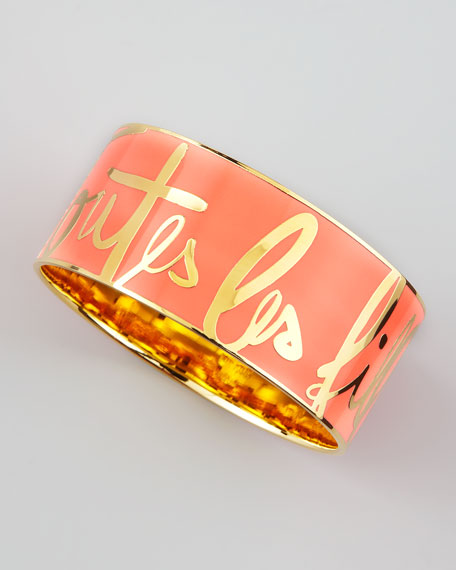 girls are crazy idiom bangle