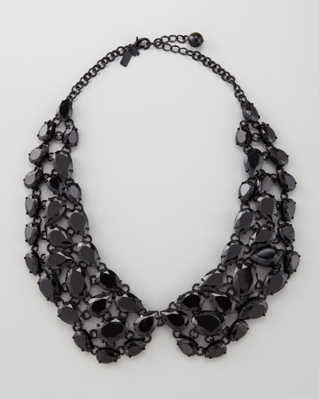 plaza athenee bib necklace