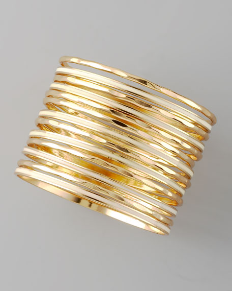 13-Piece Bangle Set