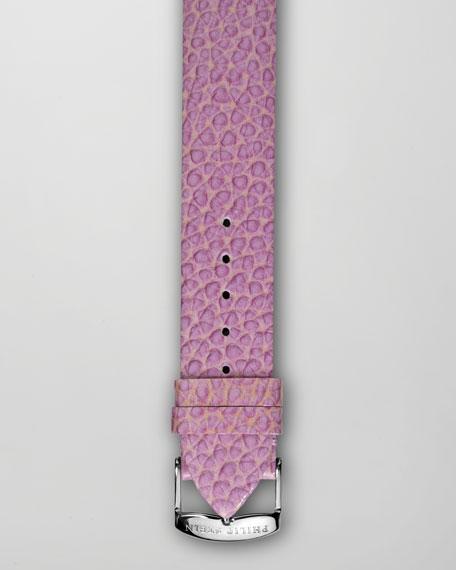 Lavender Calfskin Strap, 20mm