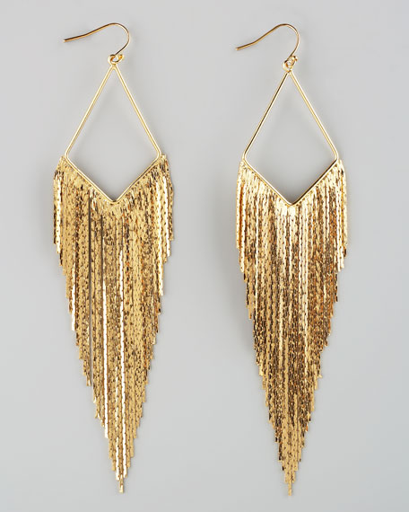 Festive Fringe Earrings