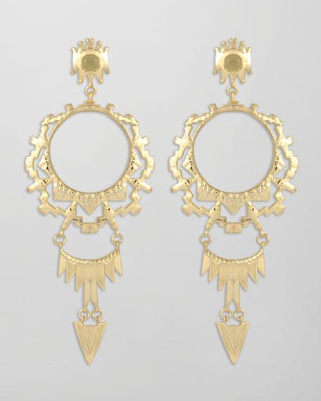 Shiva Earrings