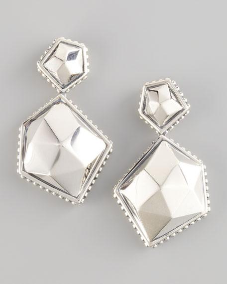 Rock-Drop Earrings