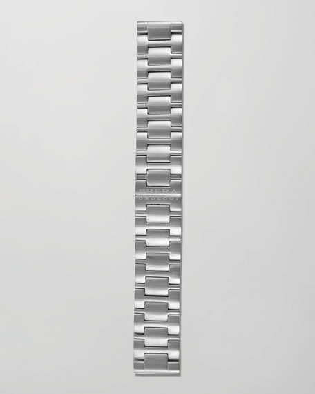 Stella Stainless Steel Bracelet Strap, 22mm
