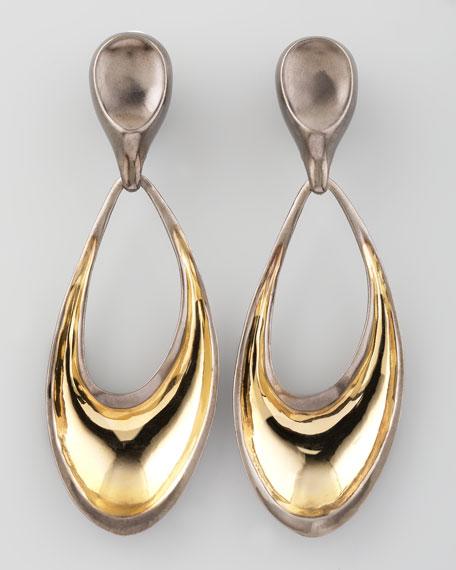 Bel Air Clip Earrings