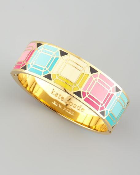 on the rocks bangle bracelet