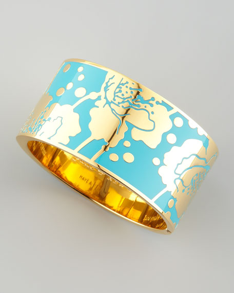 florence broadhurst have a field day bangle