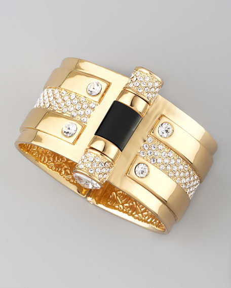 Rachel Zoe Pin Clasp Bracelet