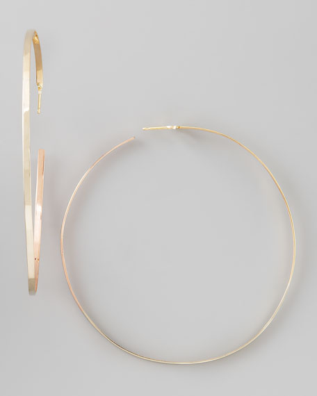 Colorblocking Hoops