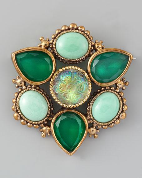 Multi-Stone Pin