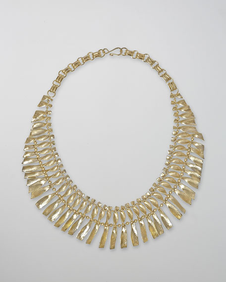 Sandy Bib Necklace