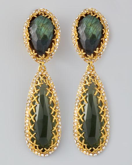 Siyabona Labradorite Earrings