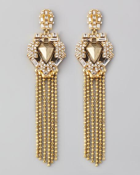 Teatro Moderne Fringe Earrings