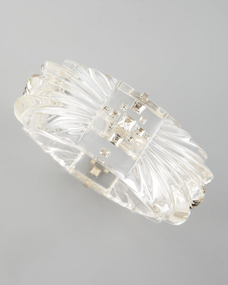 Clear Dust Bracelet
