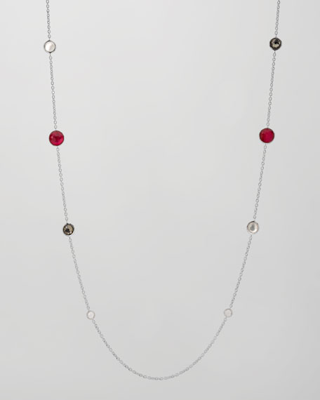 "Lollipop By-the-Yard Necklace, 37""L"