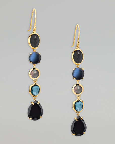 Gelato Five-Station Drop Earrings