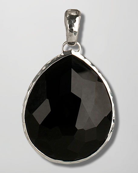 Giant Onyx Teardrop Enhancer