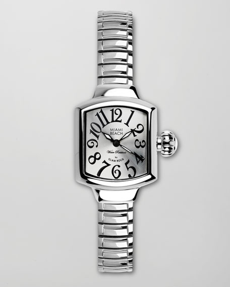 Small Curved Square Expand Watch