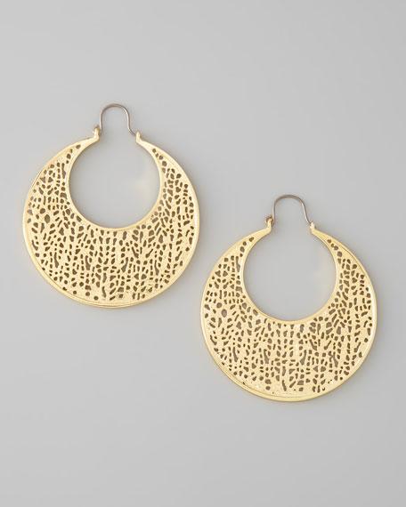 Dreaming of Malibu Hoop Earrings
