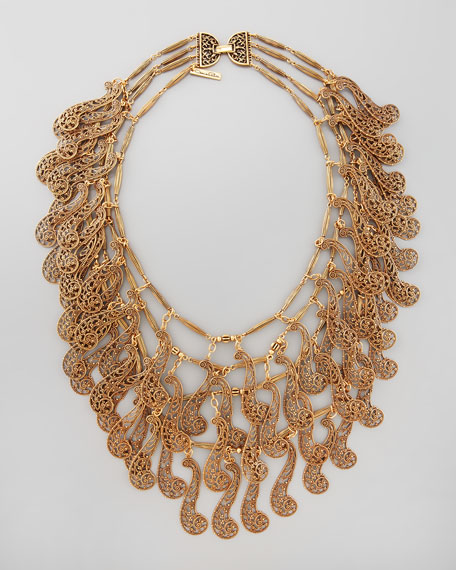 Vintage Layered Necklace