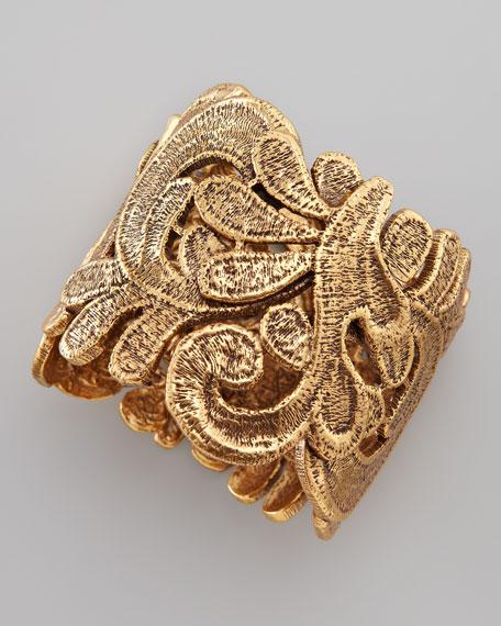 Cast Lace Bracelet
