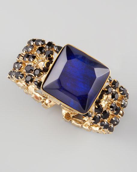 Big Crystal Bracelet