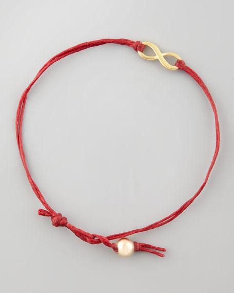 Infinite Love Bracelet, Gold