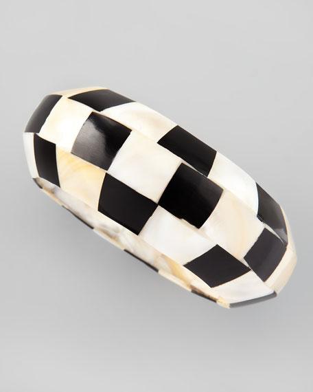 Checkered Bangle