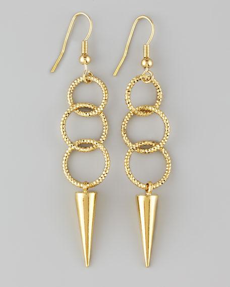 Link Spike Earrings
