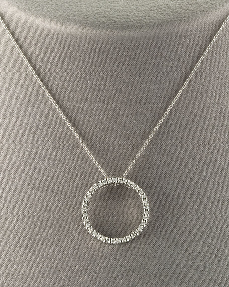 Extra Small Circle of Life Necklace