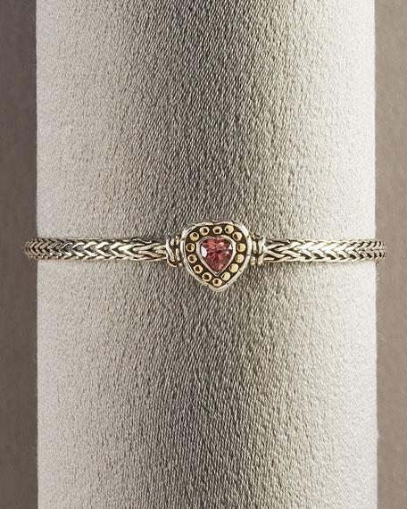 Asmara Heart Bracelet
