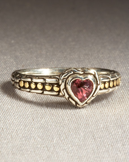 Asmara Heart Ring