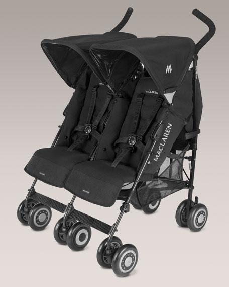 Twin Techno Stroller