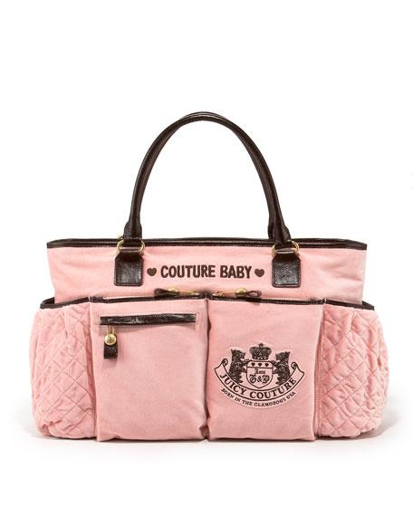 Lady dior pouch blush ultramatte cannage calfskin
