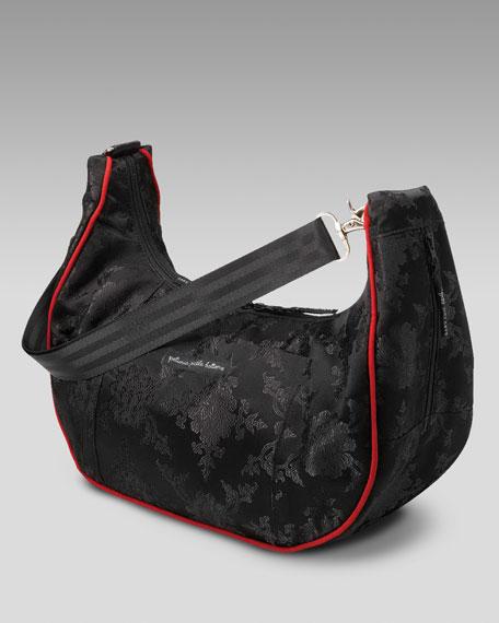 Touring Diaper Bag, Black Orchid