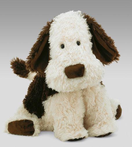 Jellycat Truffle Puppy, Cream/Brown