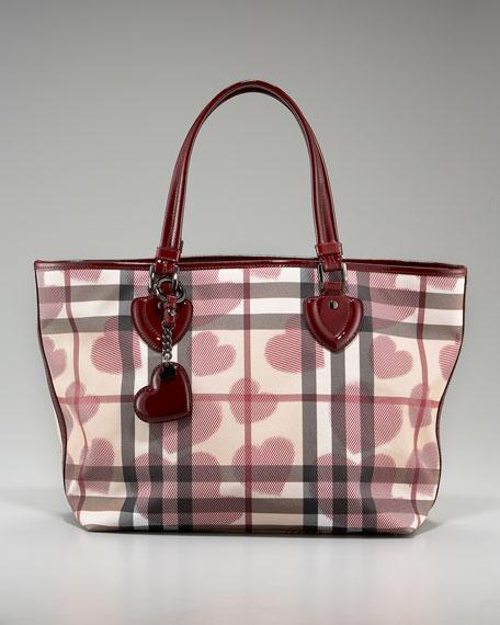 Gracie Diaper-Bag Tote