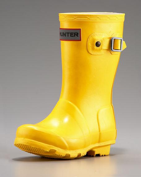 Original Young Rain Boot, Yellow