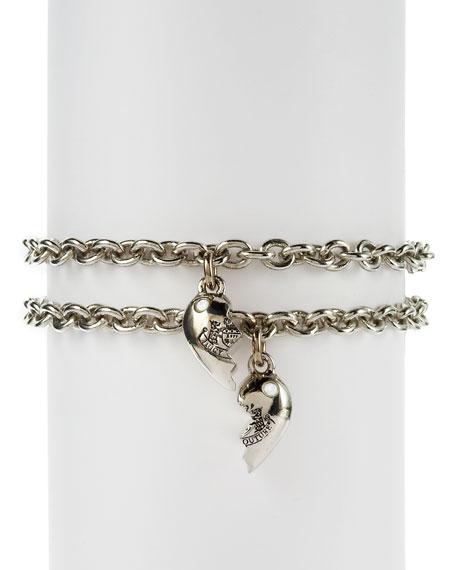 Girls' BFF Bracelets, Set of Two
